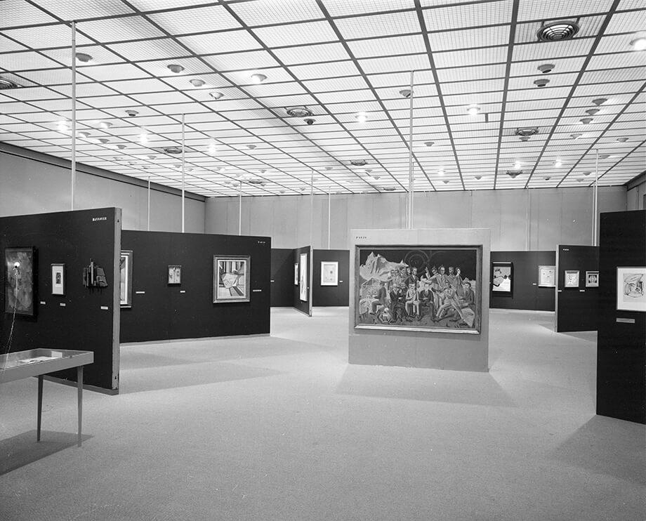 Ausstellung 1966