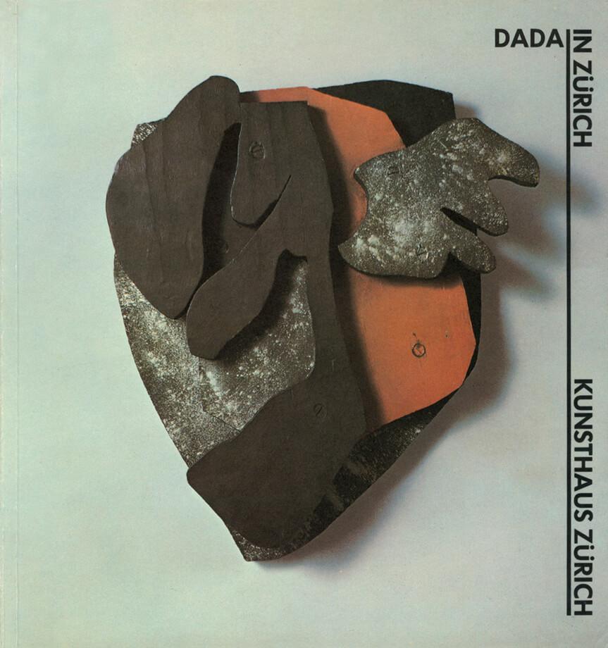 _Dada in Zürich,_ Sammlungsheft 1985